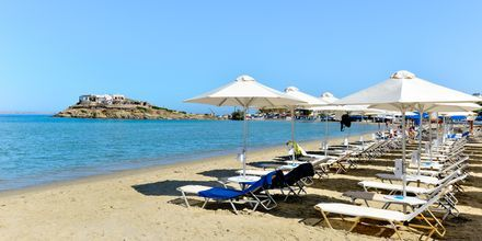 St. Georg-stranden er den nærmeste stranden til hotellet