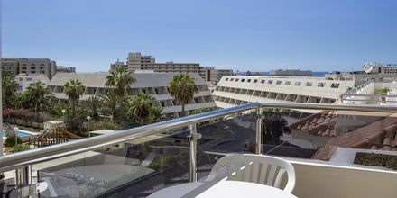 Utsikt fra en av balkongene