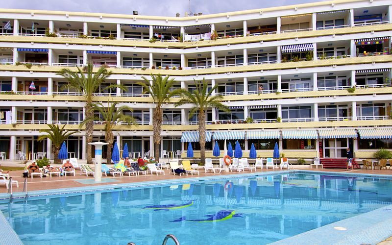 hotell på playa del ingles