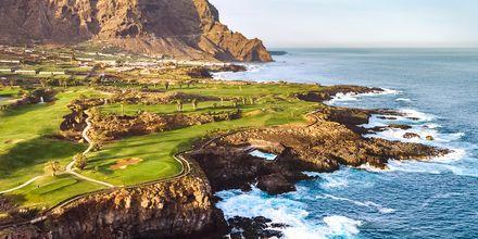 Golf er populært på Tenerife