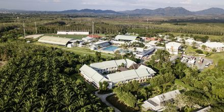 Thanyapura Sport Hotel tilbyr trening i toppklasse