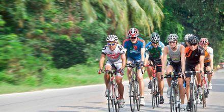 Triatlon i Thalang