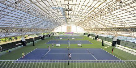 Tennisbanene