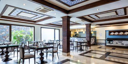 Restaurant i club-området