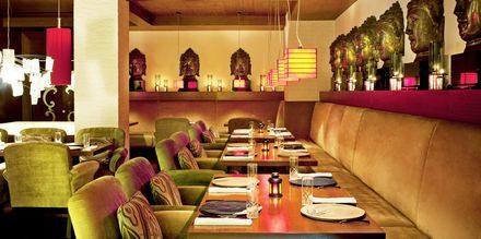Restaurant Spice Thai Emporium på hotellet