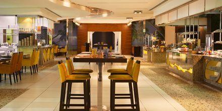 Restauranten Blue Orange på hotellet