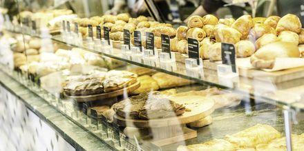 Bakeri i Thessaloniki, Hellas