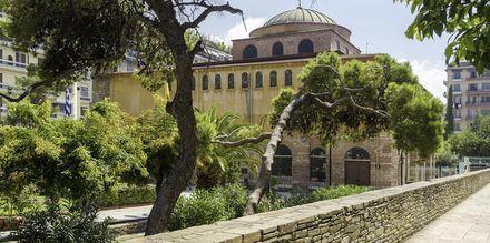 St. Sophia kirken i Thessaloniki, Hellas