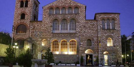 Hagios Demetreos kirken i Thessaloniki, Hellas