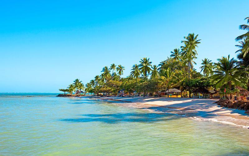 Stille bukter på Tobago