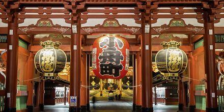 Tokyos eldste tempel heter Sensiji og er det mest kjente.