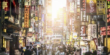 Tokyo, Japans hovedstad – ett spennende reisemål med mye å se og oppdage.