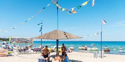 Stranden i Tsilivi