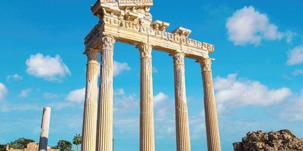 Apollotempelet i Side, Tyrkia