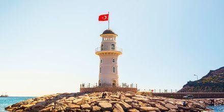 Fyrtårn i Alanya