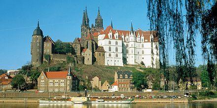 Ett av mange tyske slott