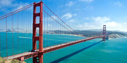 Golden Gate – San Franciscos klassiske bro