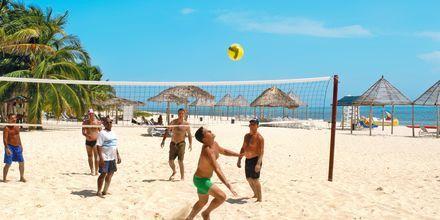 Strandvolleyball i Varadero