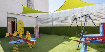 Lekeplassen på taket