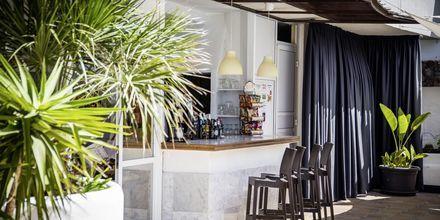 Bar på hotellet