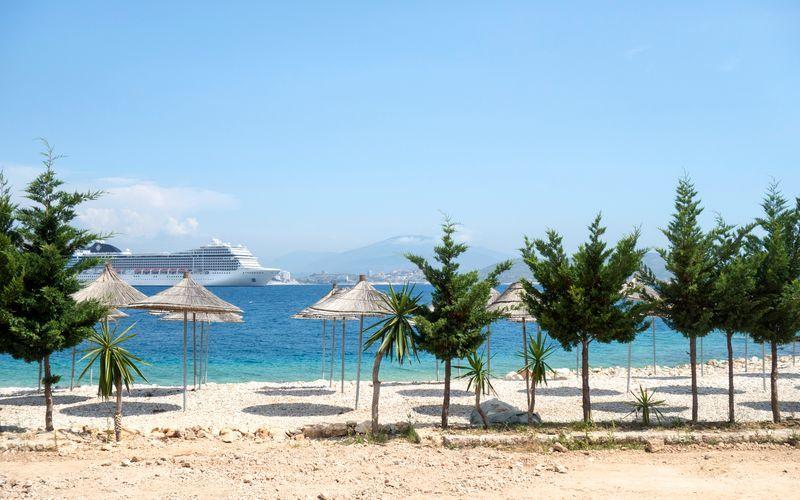 Stranden Vila Kalcuni