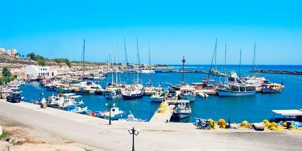 Havnen i Vlychada