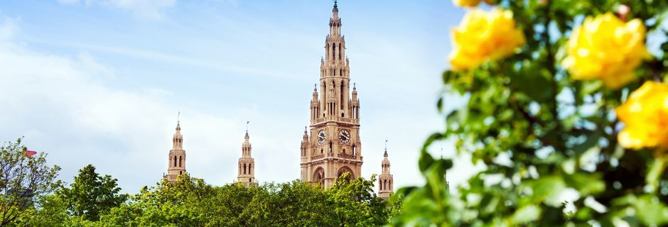 Velkommen til Wien, Østerrikes stolte hovedstad