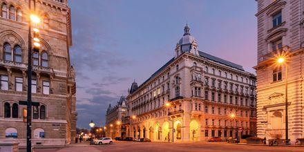 Skumring i Wien, Østerrike