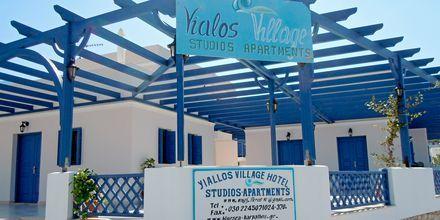 Yallos i Lefkos på Karpathos