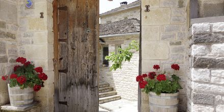 Hyggelige gatebilder fra Zagoria