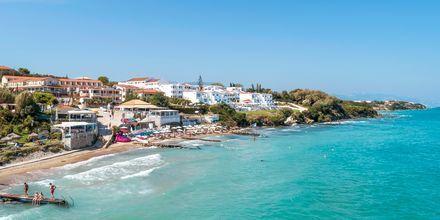 Stranden i Tragaki