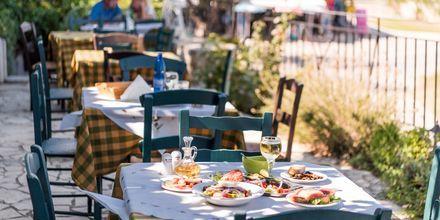 Restaurant på Zakynthos